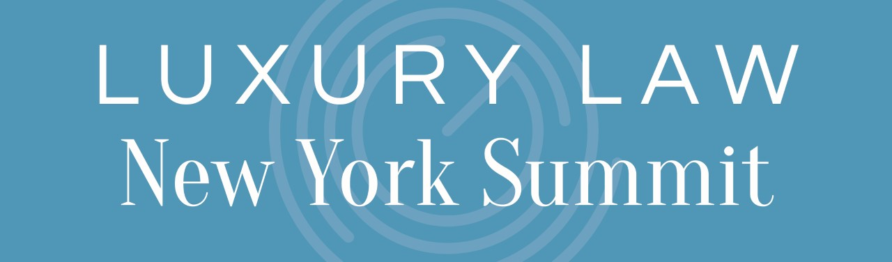 Luxury Law New York Summit Logo